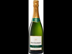 Blanc de Blanc - Brut Premier Cru - Champagne Guy Charbaut - Non millésimé - Effervescent