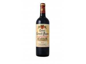 Château Cormeil-Figeac - Château Cormeil-Figeac - 1988 - Rouge