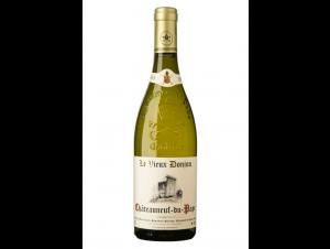 Domaine Le Vieux Donjon - Domaine le vieux Donjon - 2017 - Blanc