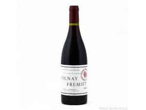 Volnay Premier Cru Fremiet - Domaine Marquis d'Angerville - 2013 - Rouge