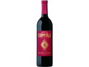 Diamond collection - zinfandel - FRANCIS FORD COPPOLA WINERY - 2015 - Rouge