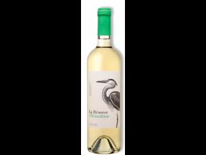 La Réserve - Château d'Estoublon - 2018 - Blanc