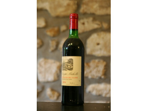 Château Croque Michotte - Château Croque Michotte - 1978 - Rouge