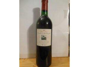 Tour D'aiguilhe - Chateau Tour d'aiguilhe - 1989 - Rouge