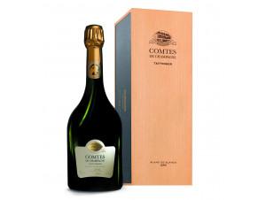 Comtes de Champagne Blanc de Blancs Brut - Champagne Taittinger - Non millésimé - Effervescent