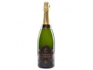Cuvée Comédie - Millésimé 2007 - Champagne Jean Sélèque - 2007 - Effervescent