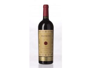 Masseto - Tenuta dell'Ornellaia - 1999 - Rouge