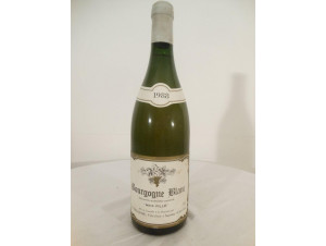 Bourgogne Meix Pillé - Domaine Michel Delorme - 1988 - Blanc