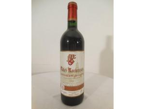 Côtes Rocheuses - Côtes Rocheuses - 1998 - Rouge