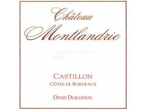 Castillon - Château de Montlandrie - 2016 - Rouge
