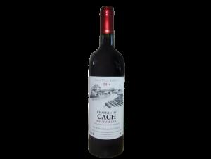 Château de Cach Haut-Médoc - Château de Cach - 2015 - Rouge