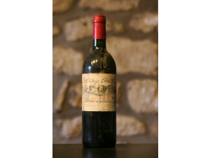 Chateau Beaillon - Chateau Beaillon - 1996 - Rouge