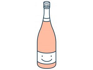Rosé Brut - Champagne Napoléon - Non millésimé - Effervescent