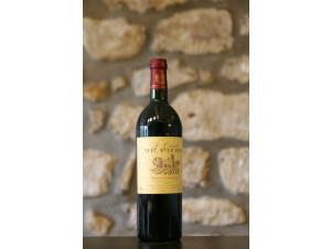 La Citadelle De Picon - Maison Le Star - Château Picon - 1998 - Rouge