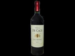 Château de Cach Cuvée Prestige - Château de Cach - 2012 - Rouge