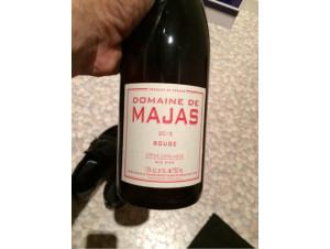 Majas - Domaine de MAJAS - 2013 - Blanc