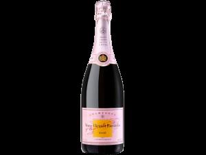 Rosé Brut - Veuve Clicquot - Non millésimé - Effervescent