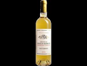 Château Sigalas Rabaud - Château Sigalas Rabaud - 2018 - Blanc