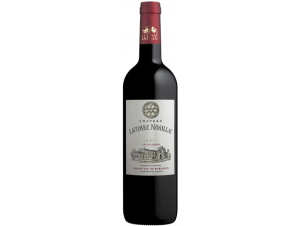 Château Lacombe Noailllac - Vignobles Lapalu - 2016 - Rouge