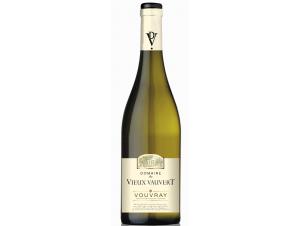 Domaine du Vieux Vauvert - Vouvray Sec - Blanc Foussy - Grandes Caves Saint Roch - 2018 - Blanc
