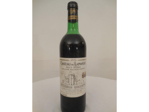 Château de Lamarque - Château de Lamarque Haut-Médoc - 1976 - Rouge