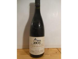 Saumur-Champigny - CHÂTEAU DU HUREAU - 1990 - Rouge