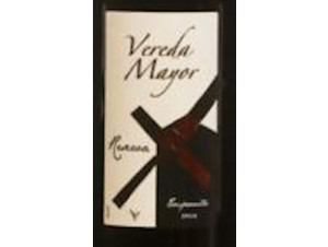 Tempranillo - Vereda Mayor - 2015 - Rouge