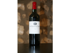 La Closerie De Fourtet - Chateau Fourtet - 2013 - Rouge