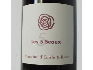 Les 5 Seaux - Domaine d'Emile et Rose - 2018 - Rouge