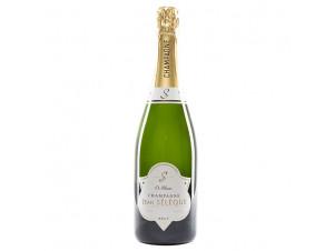 Or Blanc - Champagne Jean Sélèque - Non millésimé - Effervescent