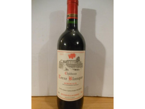 ChÂteau Terre Blanque - Chateau Terre Blanque - 2001 - Rouge