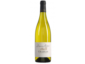 Chablis - Domaine Millet - 2017 - Blanc