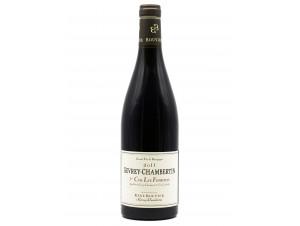 Gevrey Chambertin 1er cru - Les Fontenys - Domaine René Bouvier - 2011 - Rouge