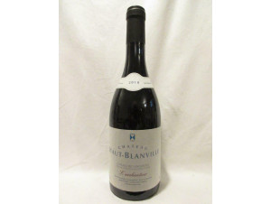 Château Haut-blanville - Château Haut-Blanville - 2010 - Rouge