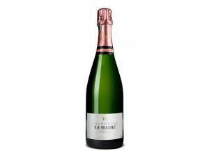 Rosé réserve - Champagne Lemaire Père et Fils - Non millésimé - Effervescent