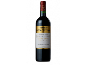 Château Boyd Cantenac - Château Boyd Cantenac & Château Pouget - 2005 - Rouge