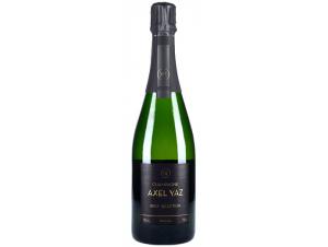 Champagne Axel Yaz Brut Sélection - Champagne Axel Yaz - Non millésimé - Effervescent