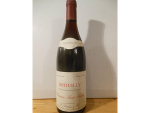 Brouilly - Domaine Maurice Protheau et Fils - Château D'Etroyes - 1993 - Rouge