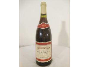 Bourgogne - Vignerons de Buxy - 1989 - Rouge