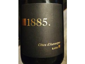 1885 Côtes d'Auvergne - Maison Desprat - 2014 - Rouge