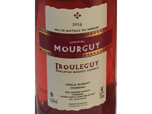 Domaine Mourguy - DOMAINE MOURGUY - 2014 - Rosé