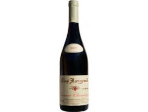 Le Bourg - CLOS ROUGEARD - 2011 - Rouge