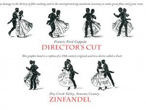 Director's Cut - Zinfandel - FRANCIS FORD COPPOLA WINERY - 2017 - Rouge