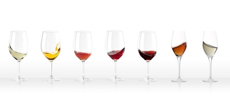 Nuances de vin