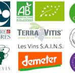 couverture les vins bio et leurs labels